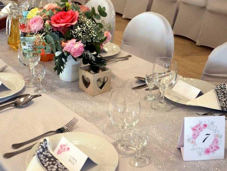 Sala weselna, Nałęczów, Drzewce, do 200 osób, catering, noclegi