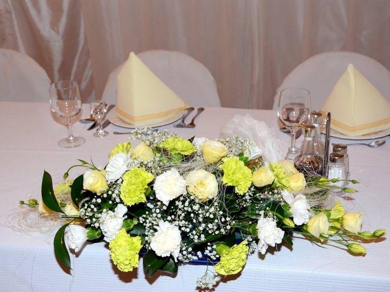 Przyjęcia, imprezy, catering, noclegi - Sala Bankietowa u Błażeja