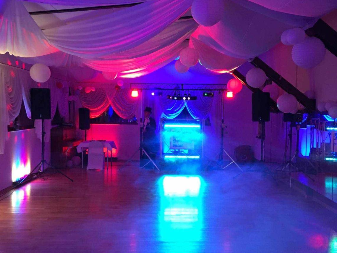 Sala Bankietowa u Błażeja - przyjęcia, wesela, noclegi, catering - Drzewce Kolonia, w pobliżu Nałęczowa (sala taneczna)