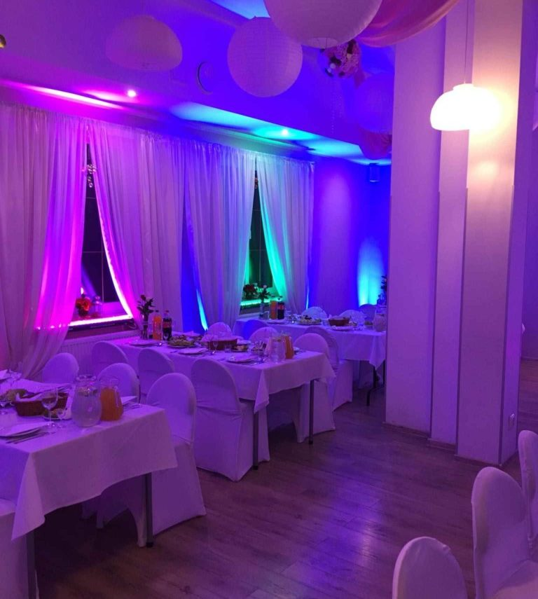 Wesela, przyjęcia, bankiety, catering, noclegi - Sala Bankietowa